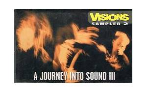 Cover - Sound Of One Hand: Visions Sampler 2 - A Journey Into Sound III
