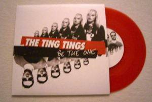 Cover - Ting Tings, The: Be The One