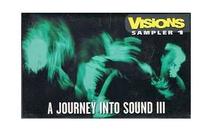 Cover - Sound Of One Hand: Visions Sampler 1 - A Journey Into Sound III