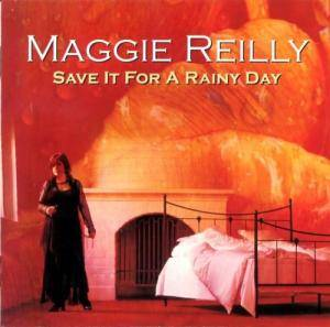 Cover - Maggie Reilly: Save It For A Rainy Day