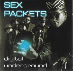 Digital Underground: Sex Packets - Cover