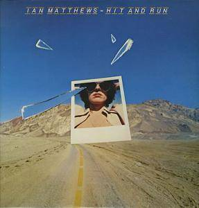 Cover - Ian Matthews: Hit And Run