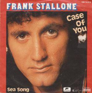 Cover - Frank Stallone: Case Of You