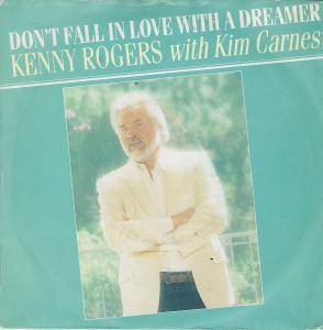 Kenny Rogers: Don't Fall In Love With A Dreamer - Cover