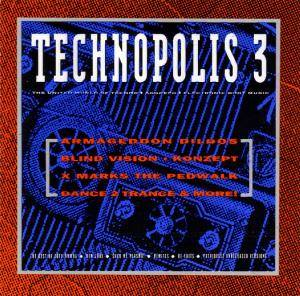 Technopolis 3 - Cover