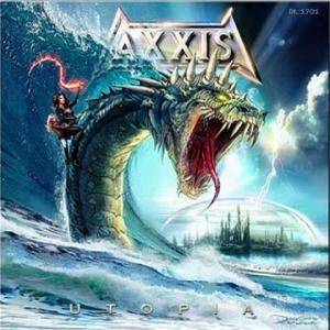 Axxis: Utopia - Cover