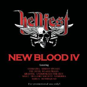 Cover - Akrea: Hellfest - New Blood IV
