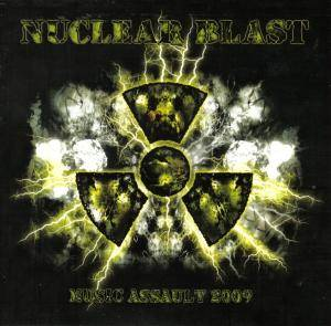 Cover - Mantic Ritual: Nuclear Blast Music Assault 2009
