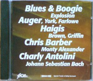 Cover - Ray Brown, Monty Alexander, Johnny Griffin, Martin Drew: Stereoplay Highlights-Sieger, Die