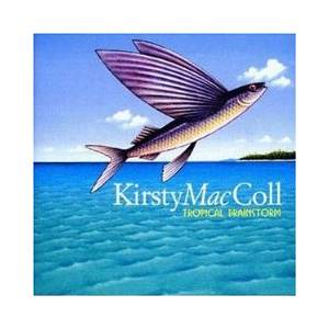 Cover - Kirsty MacColl: Tropical Brainstorm