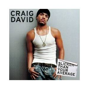 Craig David: Slicker Than Your Average - Cover