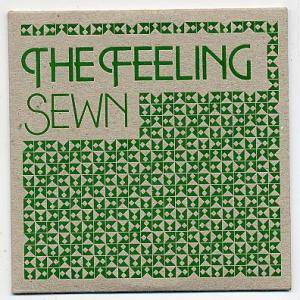 Cover - Feeling, The: Sewn