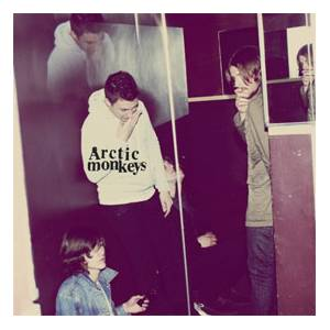Arctic Monkeys: Humbug - Cover
