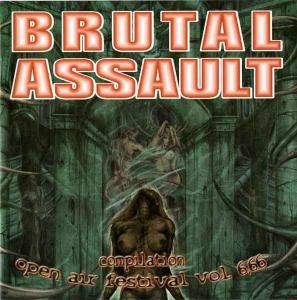 Cover - Intervalle Bizzare: Brutal Assault Open Air Vol. 666 - Festival Compilation