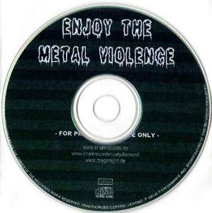 Cover - X-Mas Project: Enjoy The Metal Violence