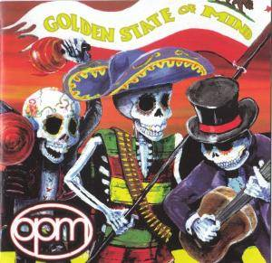 Cover - OPM: Golden State Of Mind