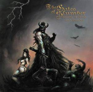 The Gates Of Slumber: Hymns Of Blood And Thunder - Cover