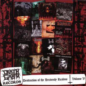 Cover - Blastmasters: Destruction Of The Heavenly Realms Volume V