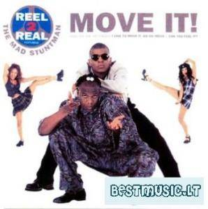 Cover - Reel 2 Real Feat. The Mad Stuntman: Move It!