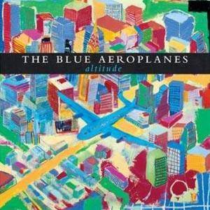 Cover - Blue Aeroplanes, The: Altitude