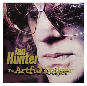 Cover - Ian Hunter: Artful Dodger, The