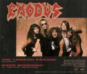 Exodus: Lunatic Parade, The - Cover