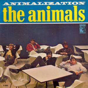 Cover - Animals, The: Animalization