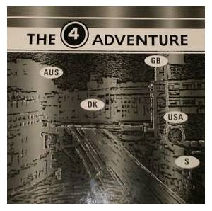 Cover - Stems, The: Adventure Magazine # 4