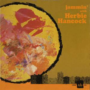 Herbie Hancock: Jammin' With Herbie Hancock - Cover