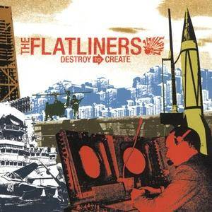 Cover - Flatliners, The: Destroy To Create