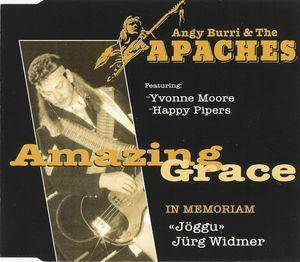 Cover - Angy Burri & The Apaches: Amazing Grace