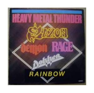 Heavy Metal Thunder - Cover