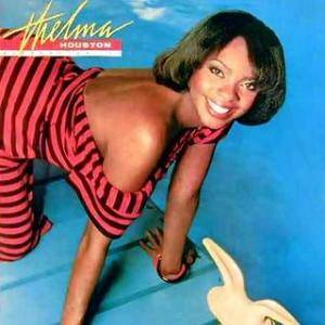 Cover - Thelma Houston: Breakwater Cat