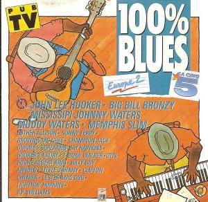 Cover - Brownie McGhee: 100% Blues