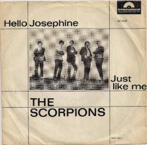 Cover - Scorpions, The: Hello Josephine