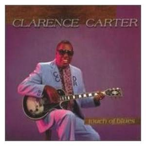 Cover - Clarence Carter: Touch Of Blues