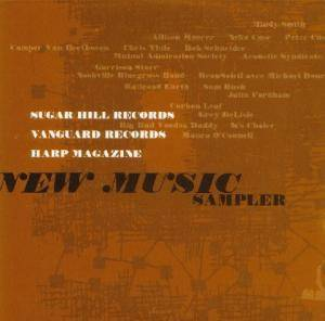 Cover - Sam Bush: Harp Magazine - Sugar Hill Records - Vanguard Records: New Music Sampler