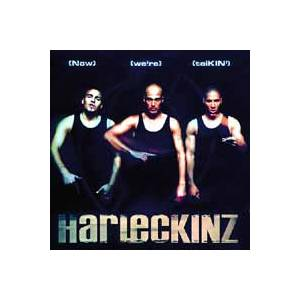Cover - Harleckinz: Now We're Talkin'
