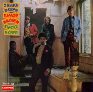 Savoy Brown: Shake Down - Cover