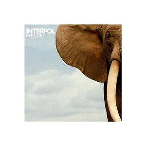 Interpol: Mammoth - Cover