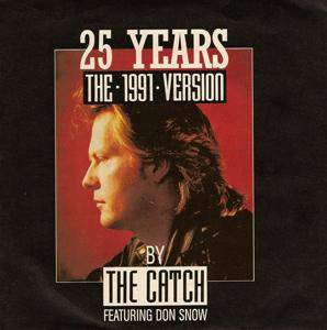 Cover - Catch, The: 25 Years - The Album