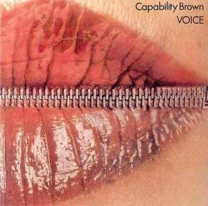 Cover - Capability Brown: Voice
