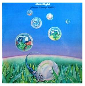 Cover - Clearlight: Forever Blowing Bubbles