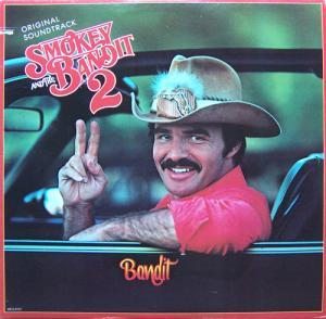 Smokey And The Bandit 2 - O.S.T. - Cover