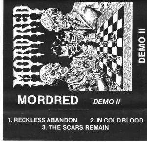 Cover - Mordred: Demo II
