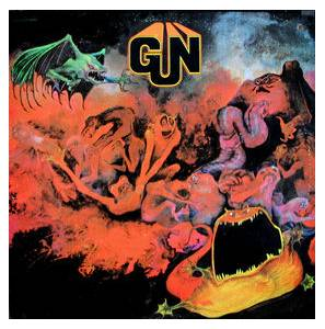 The Gun: Gun (CD) - Bild 1