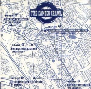 Cover - Quickspace: Camden Crawl 1995