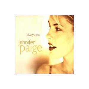 Cover - Jennifer Paige: Always You
