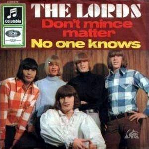 Cover - Lords, The: Don't Mince Matter