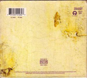 Nine Inch Nails: The Downward Spiral (CD) - Bild 2